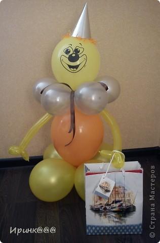 Этот клоун пойдет сегодня поздравлять маленького мальчика с днем рождения .не могу я дарить один подарок ребенку.Дети ждут чуда! фото 2