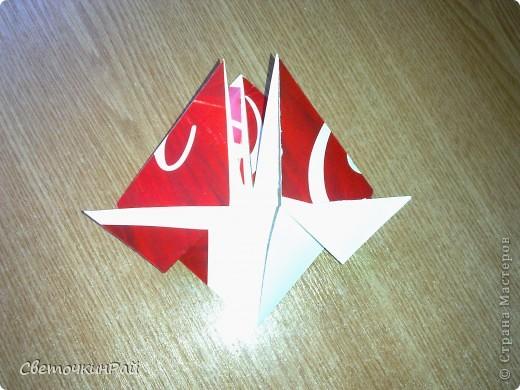 """МК. Оригами """"Сердце"""" фото 10"""