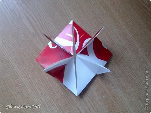 """МК. Оригами """"Сердце"""" фото 12"""