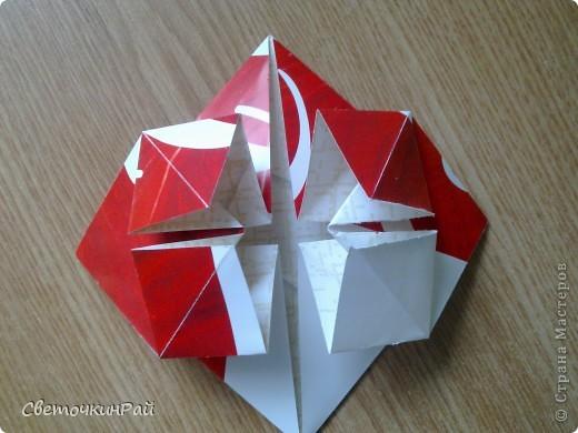 """МК. Оригами """"Сердце"""" фото 14"""