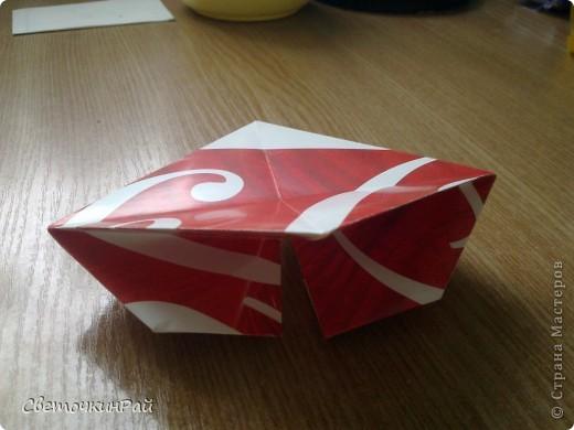"""МК. Оригами """"Сердце"""" фото 15"""