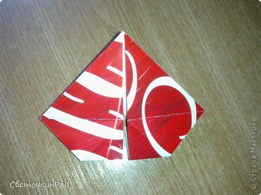 """МК. Оригами """"Сердце"""" фото 16"""