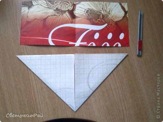 """МК. Оригами """"Сердце"""" фото 4"""