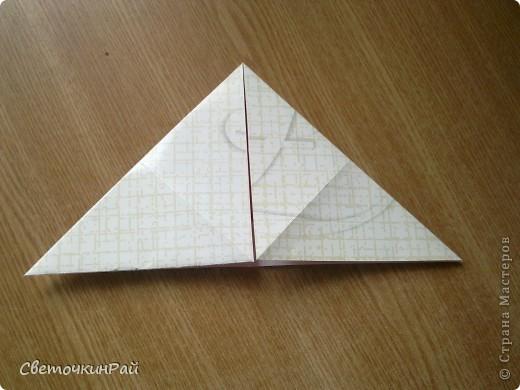 """МК. Оригами """"Сердце"""" фото 5"""