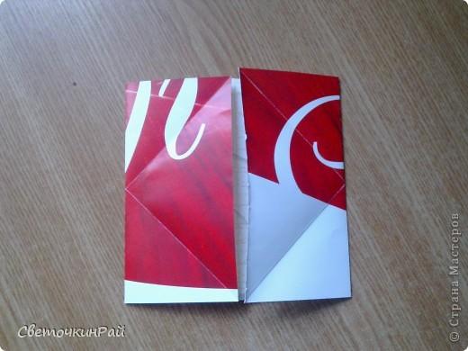 """МК. Оригами """"Сердце"""" фото 7"""