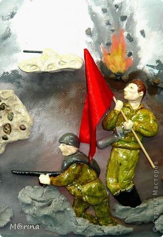 Эта композиция посвящена святому для всех нас празднику - дню Победы! фото 2