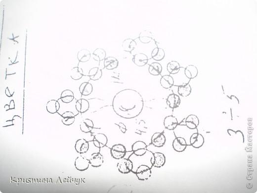 """Колье""""Сиреневая лилия"""" фото 7"""