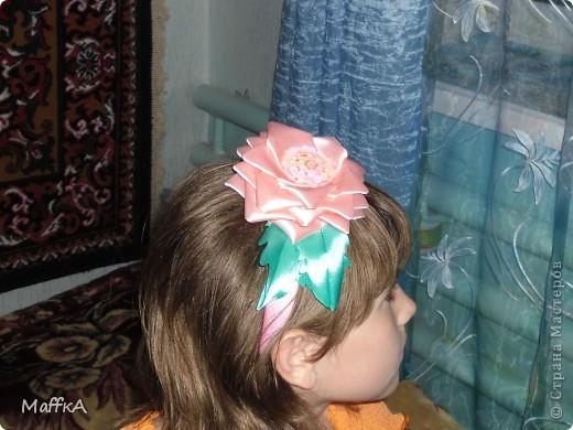 ободочек-роза. фото 2