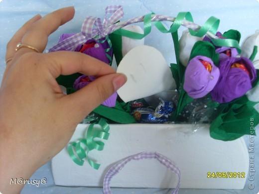 всем доброго времени суток!!! решила показать вам подарок который я сделала для учительницы доченьки(мы четвёртый класс закончили,на отлично!!!) долго я выбирала что именно сделать и остановилась на сумочке)))) фото 2