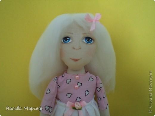 Куколка Настенька. фото 1
