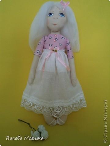 Куколка Настенька. фото 2
