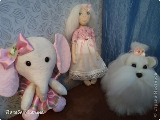 Куколка Настенька. фото 4