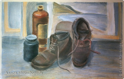 Ботинки фото 1