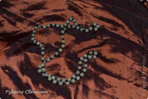 Мои работы (бусины,камни, бисер, и т.п.) фото 15