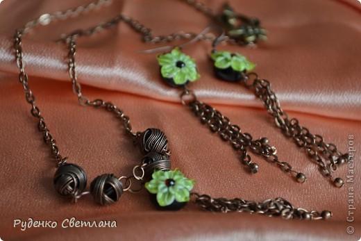 Мои работы (бусины,камни, бисер, и т.п.) фото 23