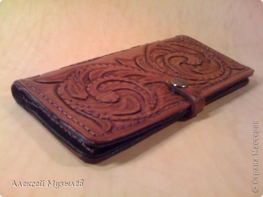 Портмоне-бумажник фото 1