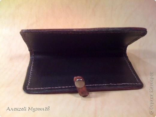 Портмоне-бумажник фото 5