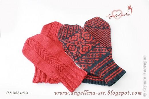 Перчатки и Варежки фото 2