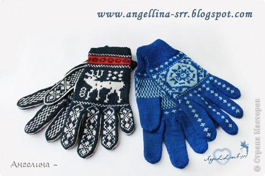 Перчатки и Варежки фото 3