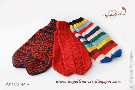 Перчатки и Варежки фото 4