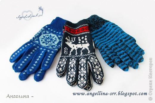 Перчатки и Варежки фото 5