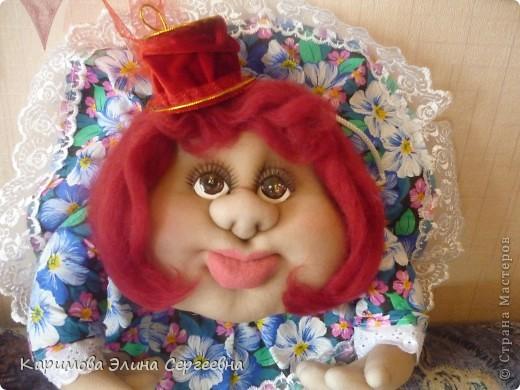 Куклы на удачу фото 2