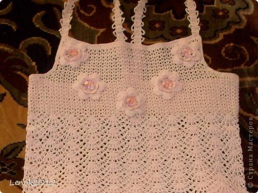 Топ и юбка для доченьки. фото 2