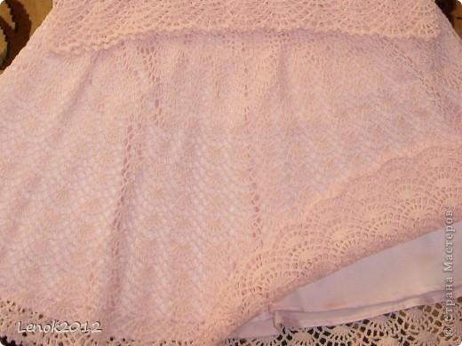 Топ и юбка для доченьки. фото 3