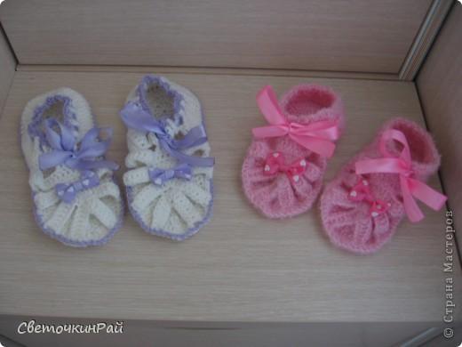 Тапки-сандали фото 2
