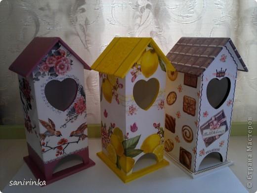 Чайные домики (часть 2) фото 1