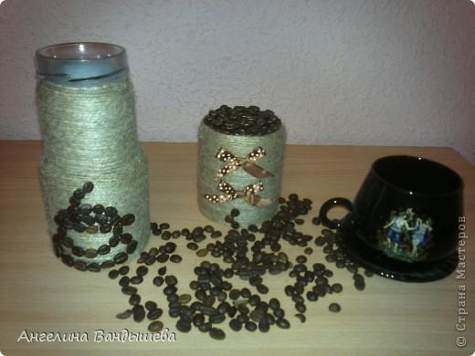 Баночка для кофе! фото 4