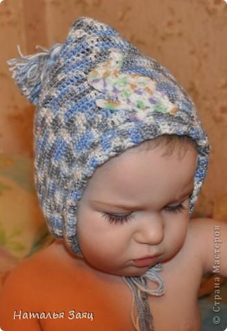 шапочки фото 1