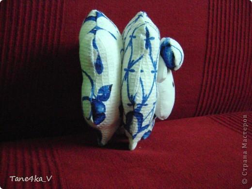 Вот такие чудные барашки получились:) фото 4