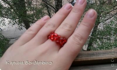Ето, кольцо зделано из проволки. фото 2
