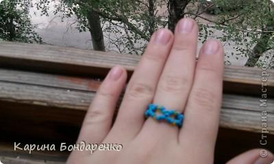 Ето, кольцо зделано из проволки. фото 6