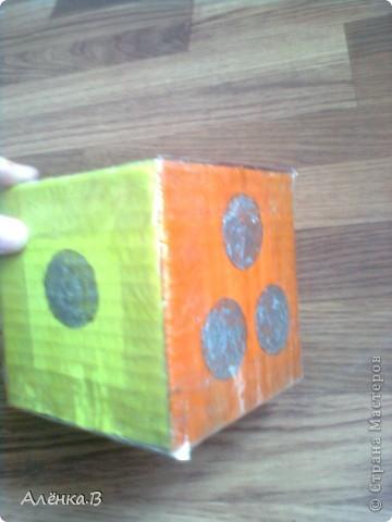 Вот и мой кубик!!! фото 1