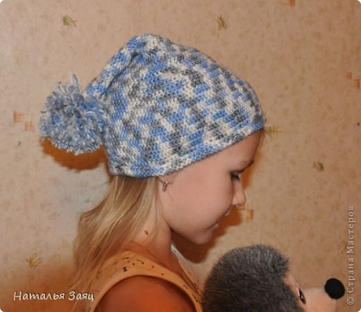 шапочки фото 2