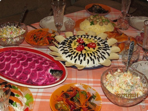 Угощения к празднику Пасхи. фото 17