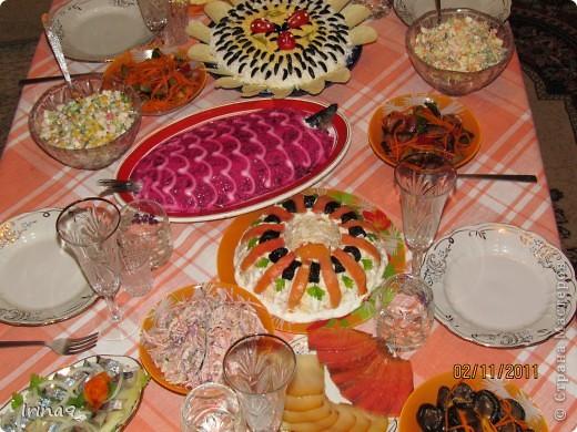 Угощения к празднику Пасхи. фото 18