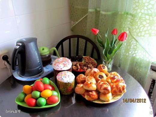 Угощения к празднику Пасхи. фото 1