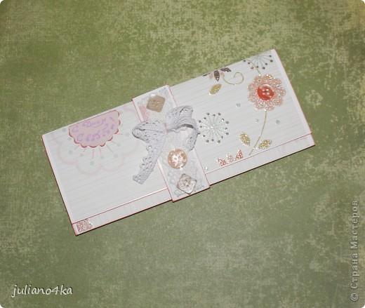 Ковертик + открыточка! фото 2