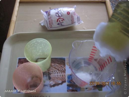 1) Надо просунут кусочки картона в щель в бутылке, потом трясти бутылку пока они не повыпадают.  фото 13