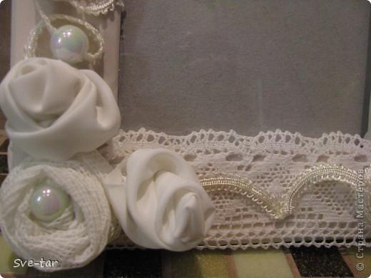 Свадебная рамка фото 3
