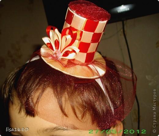 Мастер класс шляпка на ободке - Торговая Компания M-Alina