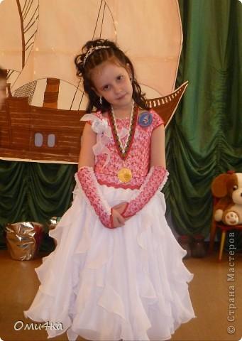 Платье на выпускной в детскй сад фото 2