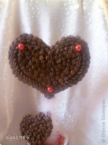 толстый картон термопистолет зёрна кофе гипс бусины декоративная крошка лента пух плочка гипс горшочек фото 4
