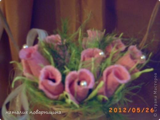 Качество фото оставляет желать лучшего, но не показать свое первое творение просто не смогла))))))))  фото 2