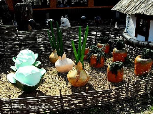 Собравшись в выходные в свой любимый садовый центр за рассадой помидор, попали в самую настоящею сказку. фото 15