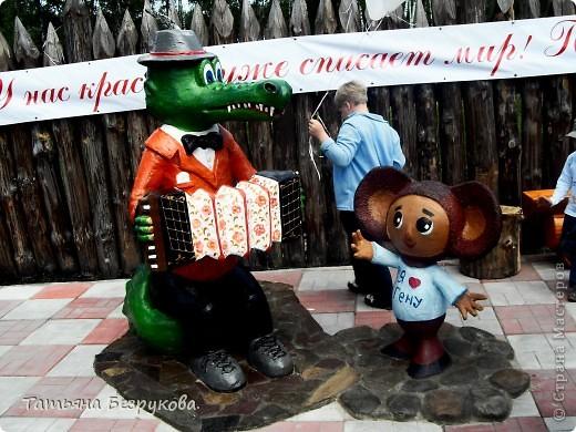 Собравшись в выходные в свой любимый садовый центр за рассадой помидор, попали в самую настоящею сказку. фото 7