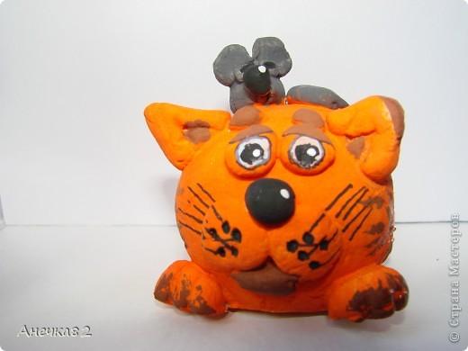 Котяшка с мышом. фото 4